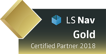 LS NAV Gold Certified Partner 2018