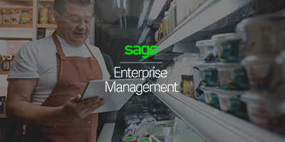 Sage Enterprise Management Food
